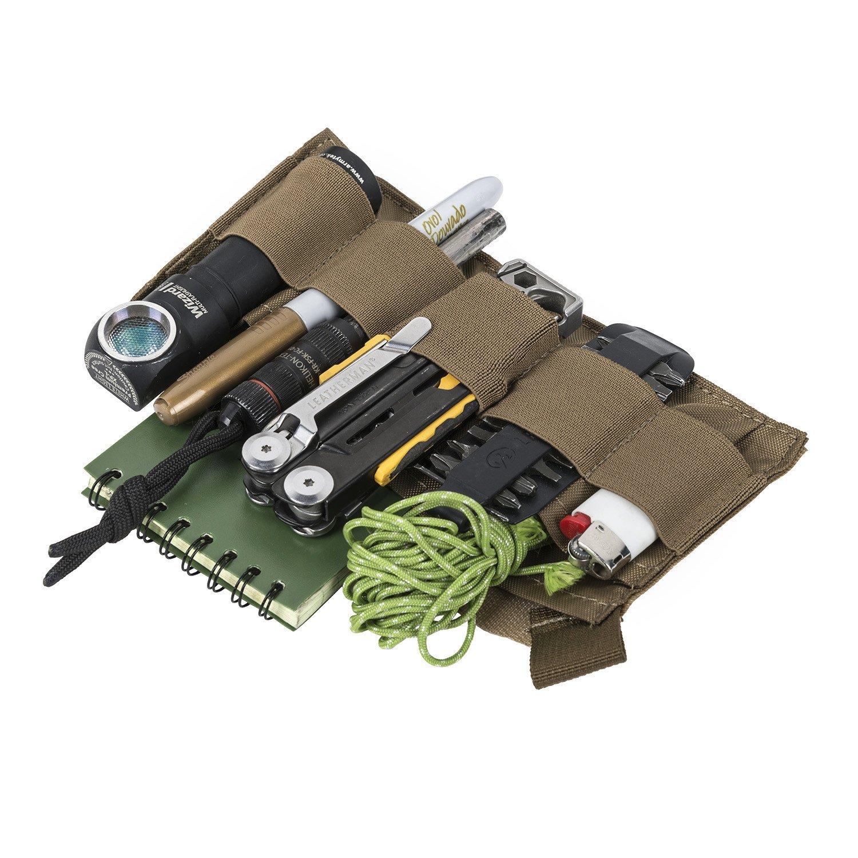 Túi Bao Tử BANDICOOT WAIST PACK® – CORDURA®- Black / Olive Green