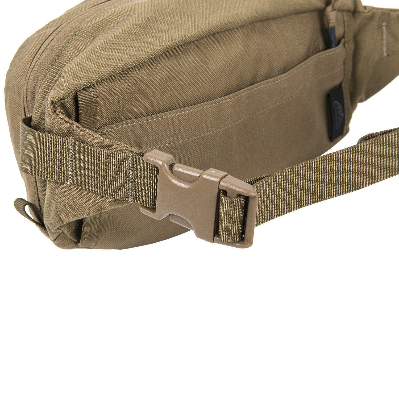 Túi Bao Tử BANDICOOT WAIST PACK® – CORDURA® – Black / Shadow Grey
