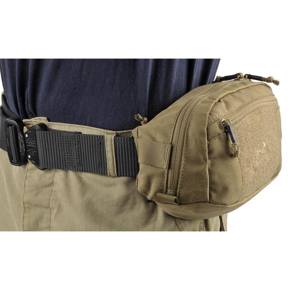 Túi Bao Tử POSSUM WAIST PACK® – CORDURA®- Black / Shadow Grey
