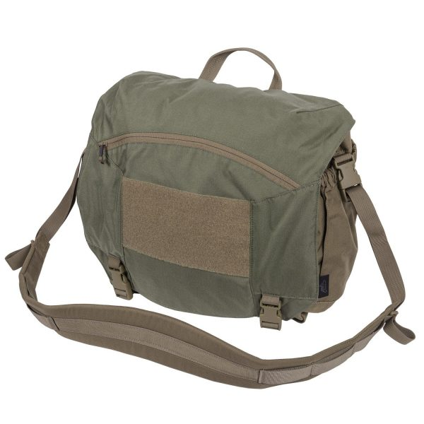 TÚI URBAN COURIER BAG LARGE® – CORDURA®- Adaptive Green / Coyote