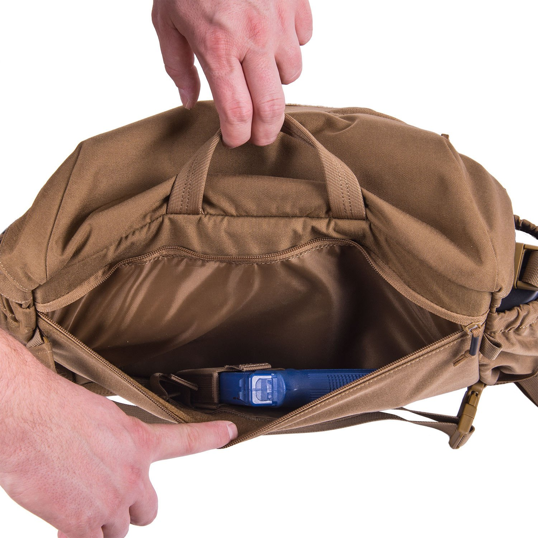 TÚI URBAN COURIER BAG MEDIUM® – CORDURA® – Olive Green