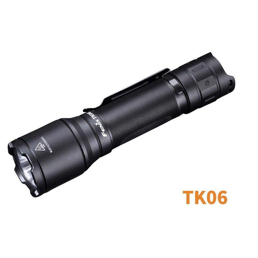 Đèn Pin FENIX TK06
