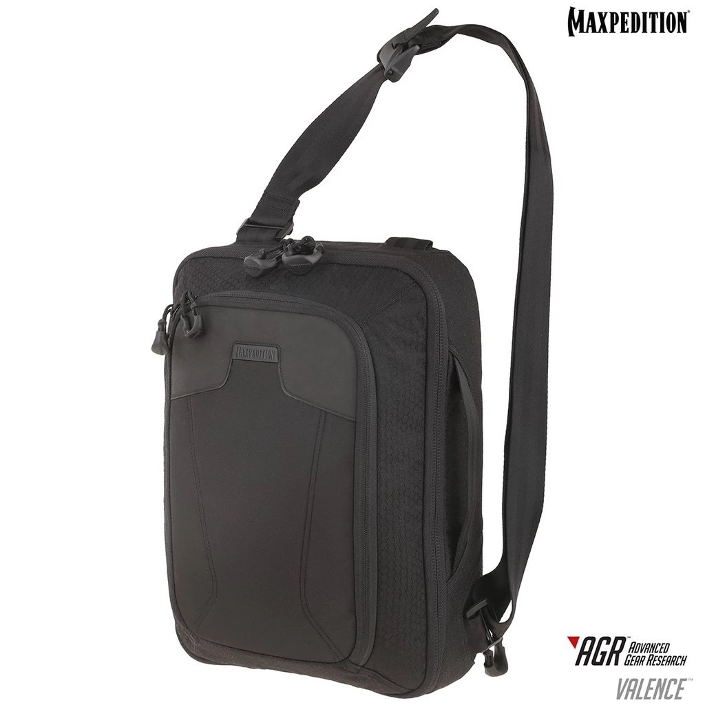 Túi Maxpedition VALENCE ™ TECH 10L - Black