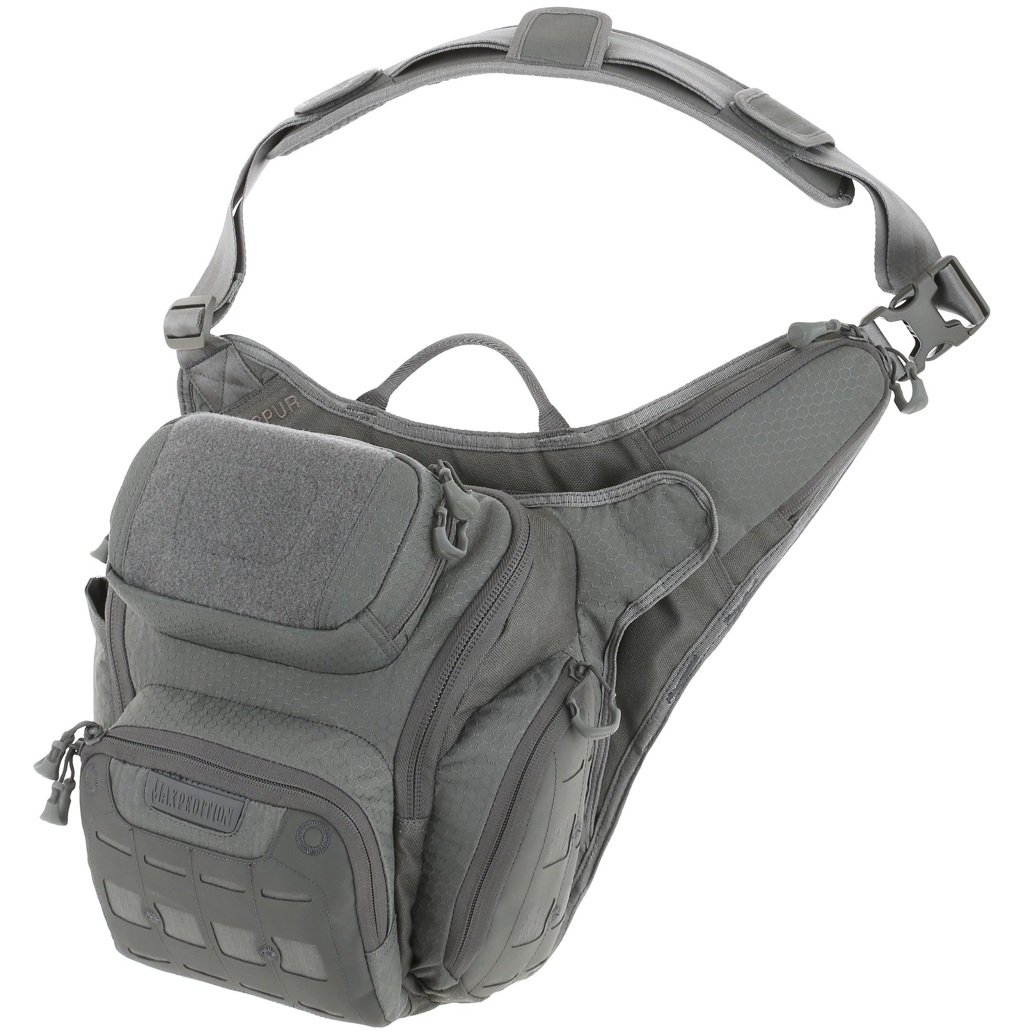 Túi Maxpedition WOLFSPUR v2.0 Crossbody - Gray