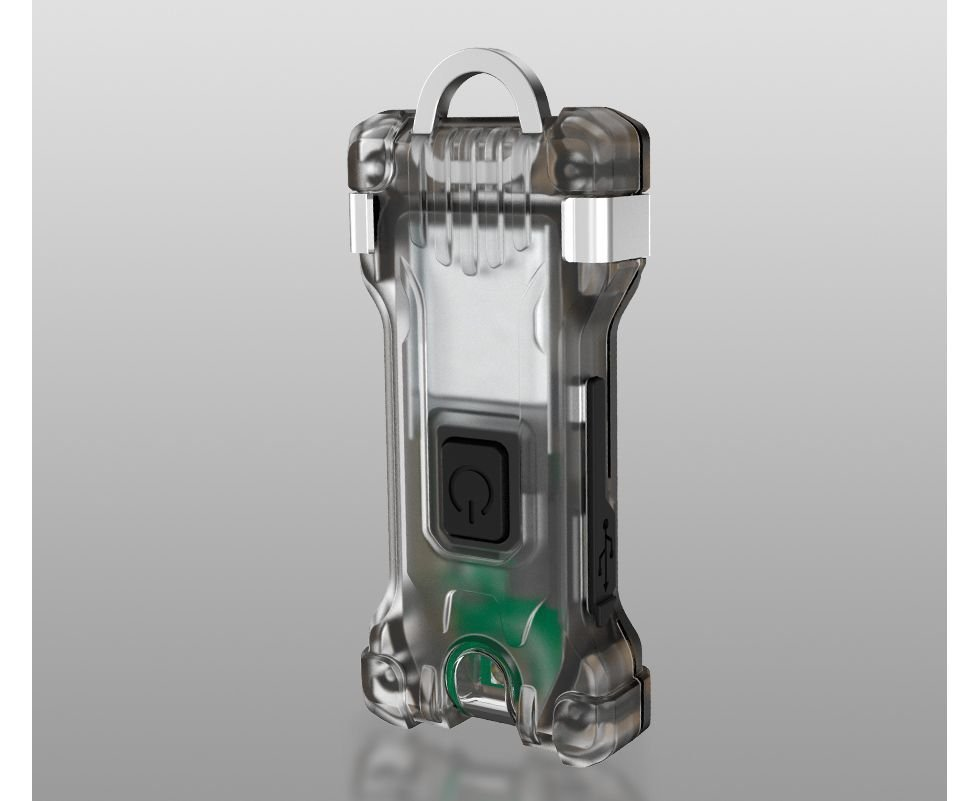 Đèn Pin Móc Khóa ARMYTEK ZIPPY – GREY