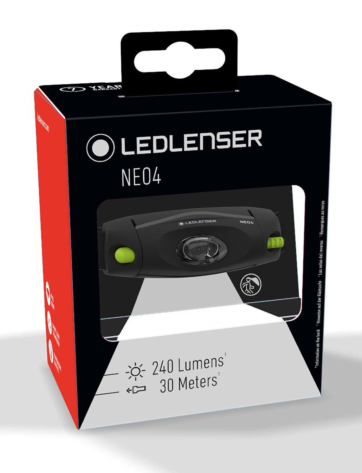 Đèn Pin Đội Đầu LEDLENSER NEO4
