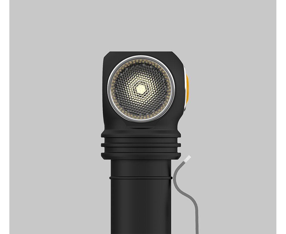 Đèn Pin Armytek WIZARD C2 PRO – Sáng Vàng
