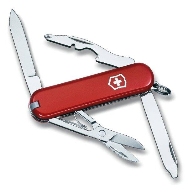 Victorinox Rambler màu đỏ, 0.6363