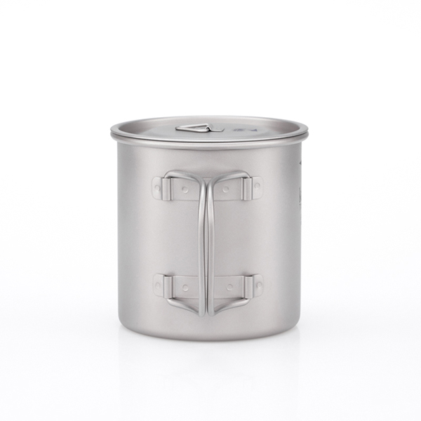 KEITH TI3205 – CA TITANIUM 500ML 1 LỚP ĐUN NẤU KÈM NẮP