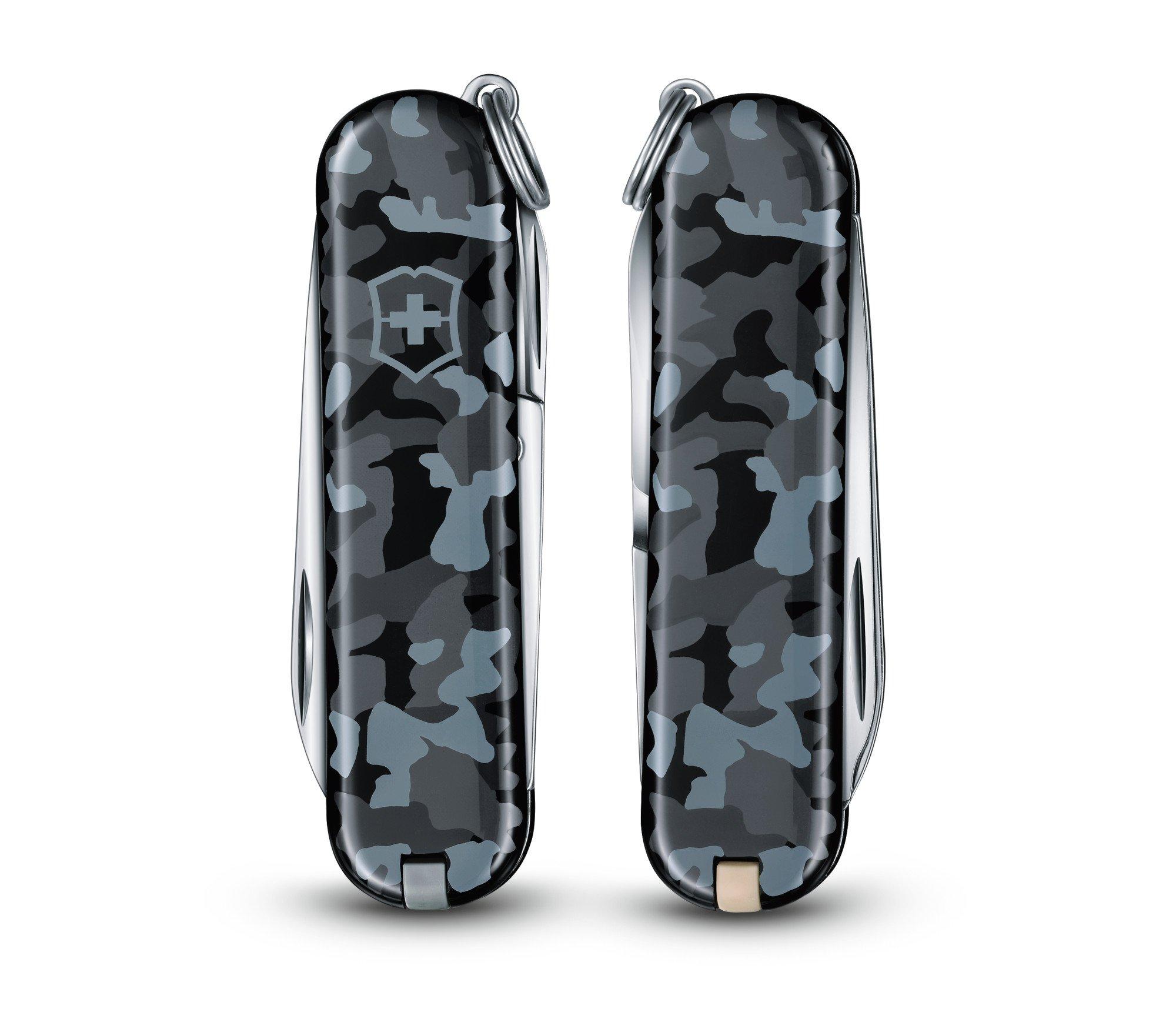 Victorinox Classic Navy Camouflage,58mm # 0.6223.942