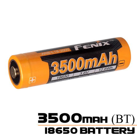 PIN SẠC FENIX 18650 – ARB – L18 – 3500 MAH