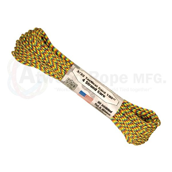 275 Cord 3/32 Tactical – 100ft