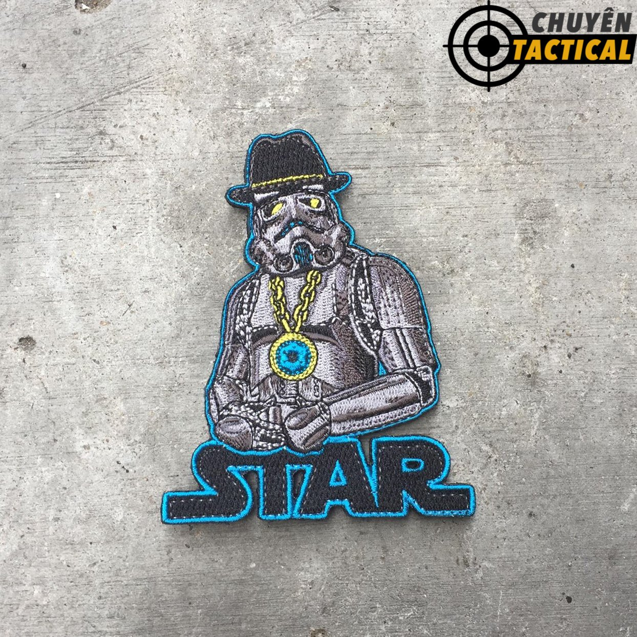 RUN DMC STAR TROOPER
