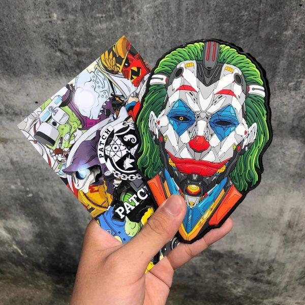 Cyberpunk Clown