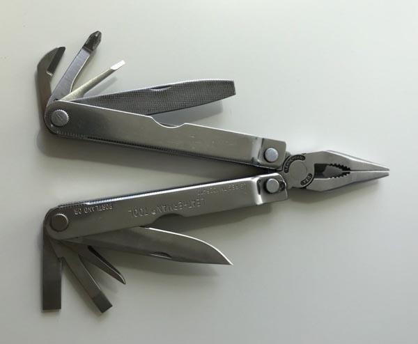 Leatherman Rebar multi-tool