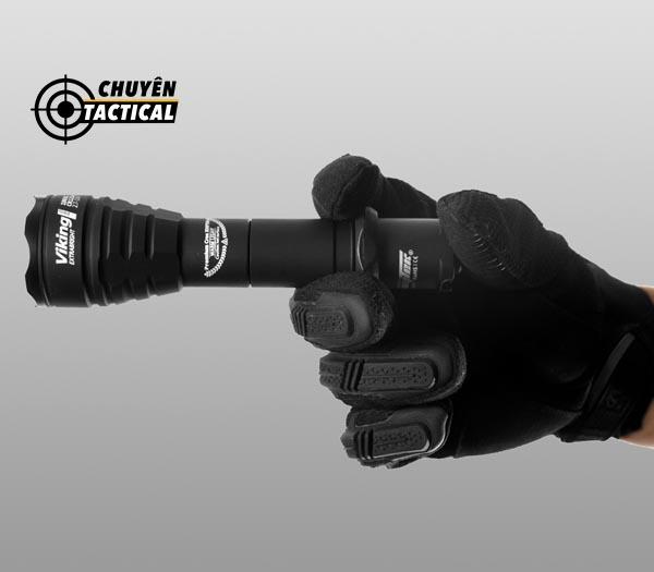 Mẫu đèn Armytek Viking Pro