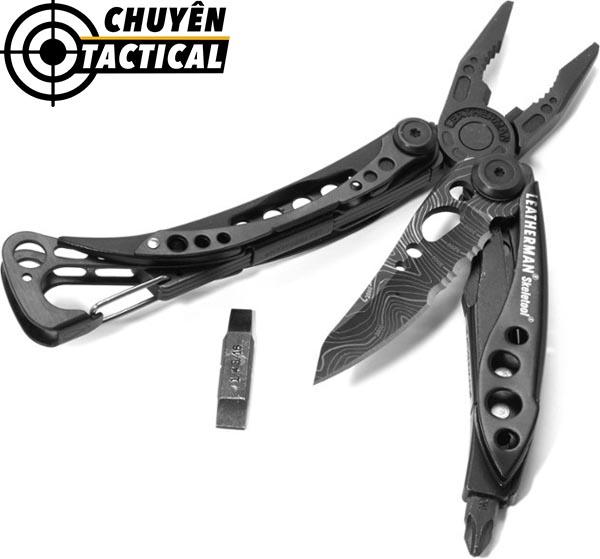 Multi-tool leatherman skeletool cx