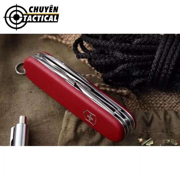 Victorinox Camper - 91mm red nhiều chức năng