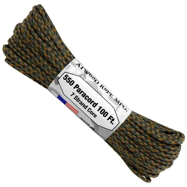 Dây 550 Paracord – Ambush