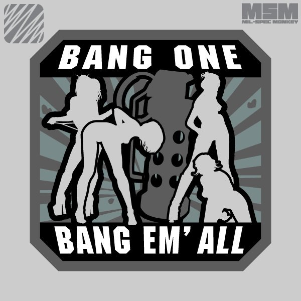 Bang Em All - Large