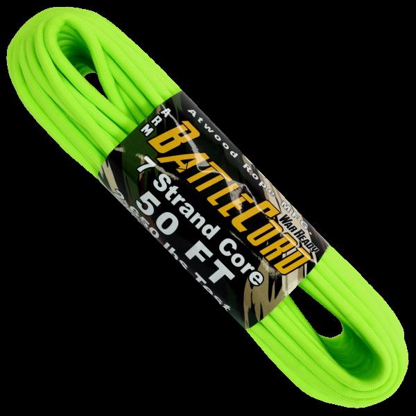 5.6mm Battle Cord – 100ft – Neon Green