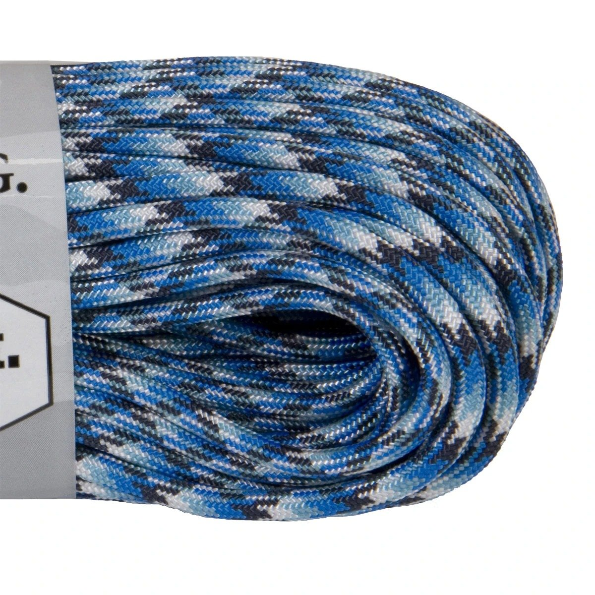 Dây 550 Paracord – Blue Snake