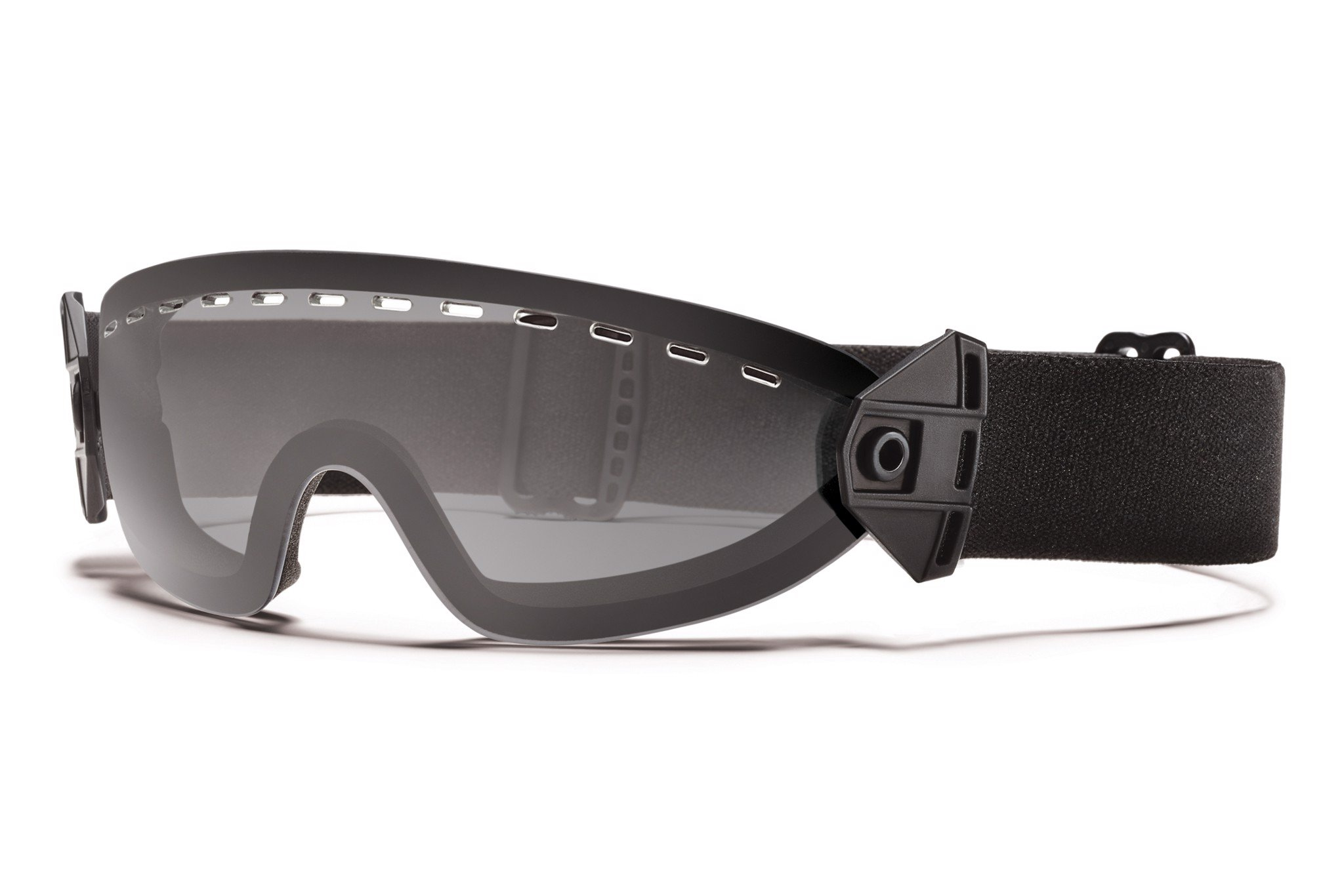 BOOGIE SOEP, 35mm BLACK STRAP, GRAY