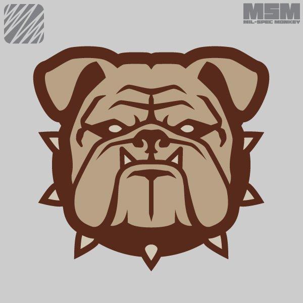 Bulldog Head – Small