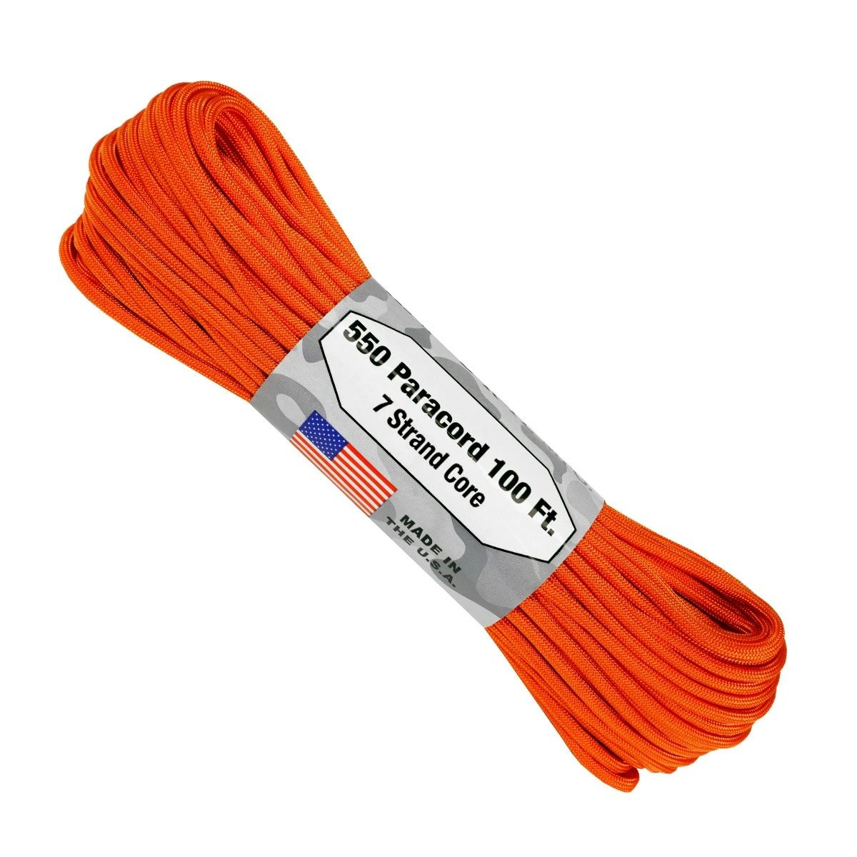 Dây 550 Paracord – Burnt Orange