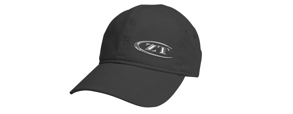ZT CAP 2 - LIQUID METAL LOGO