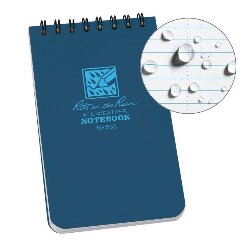 Sổ Tay Rite In The Rain 3×5 TOP SPIRAL NOTEBOOK