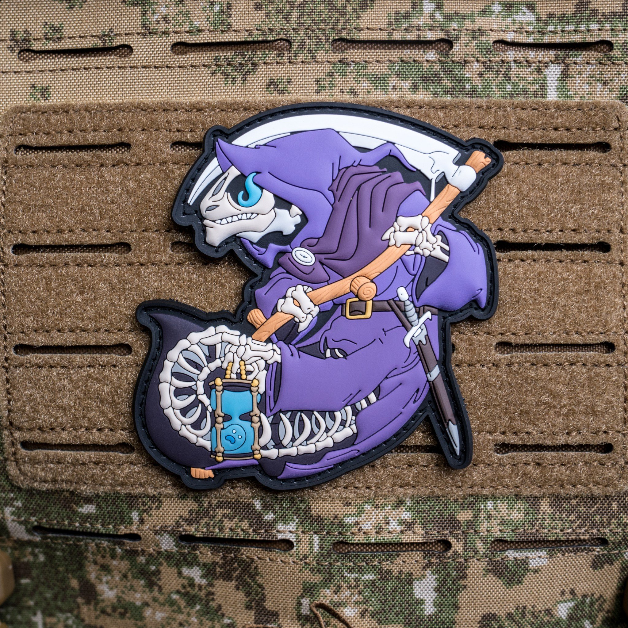 CHAMELEON LEGION REAPER PATCH