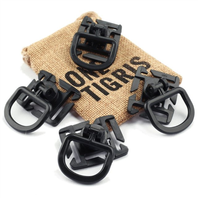 D-Ring Rotate Buckle