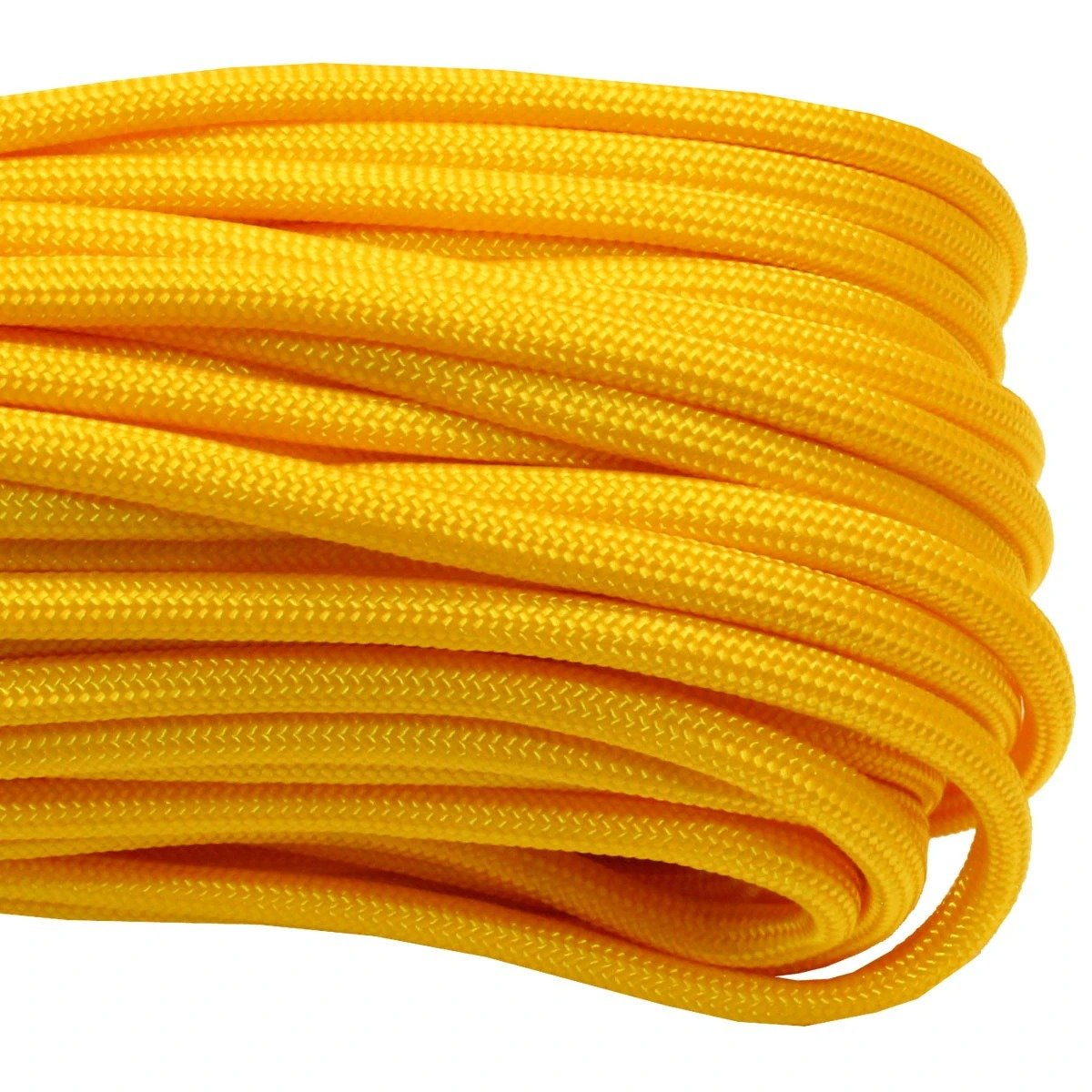Dây  550 Paracord – Golden Yellow