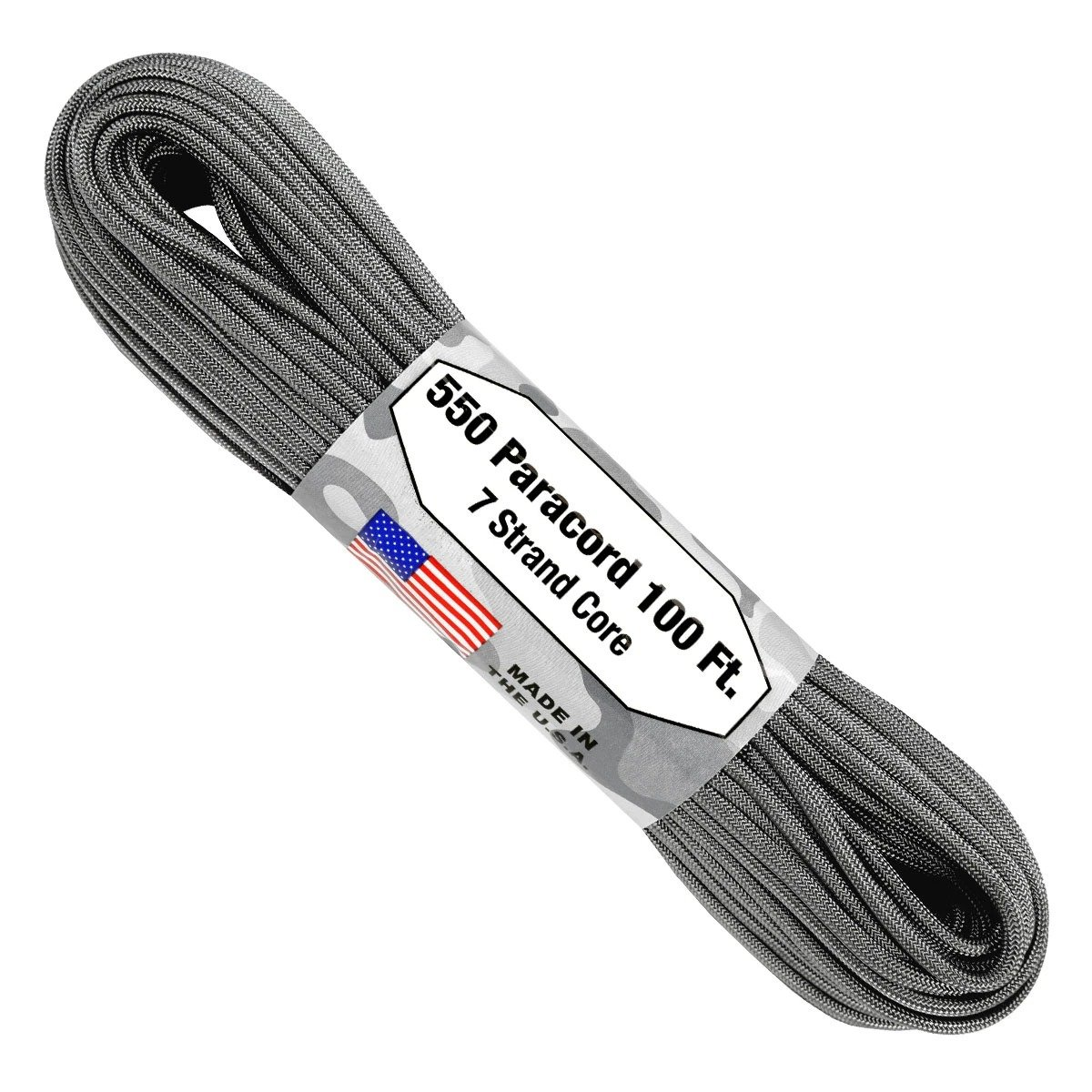 Dây 550 Paracord – Graphite