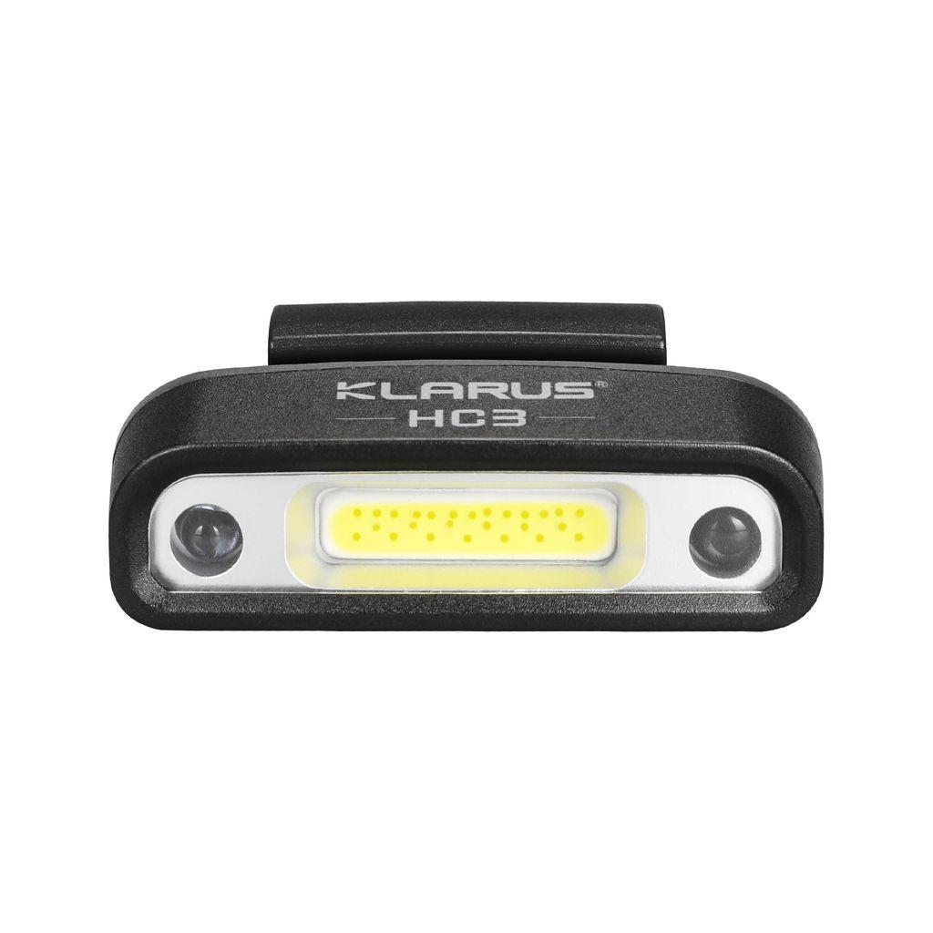 Đèn Pin Đội Đầu KLARUS HC3 GREY