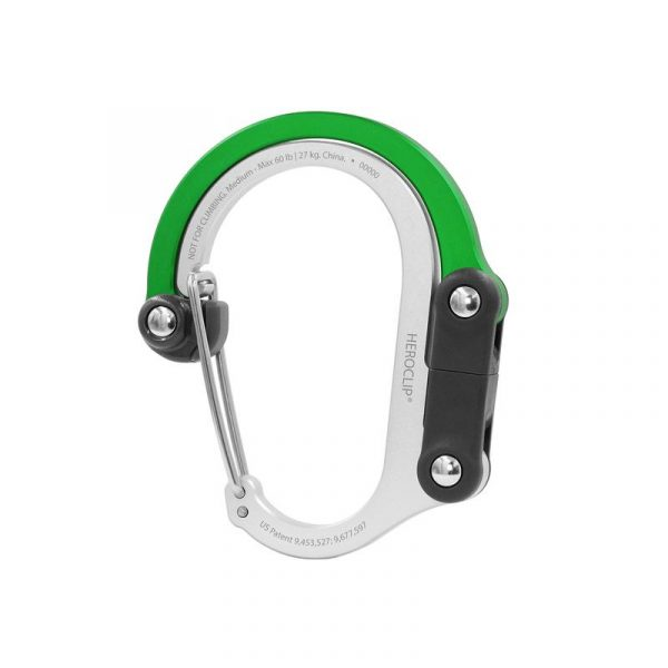 HEROCLIP® SMALL – Forest Green