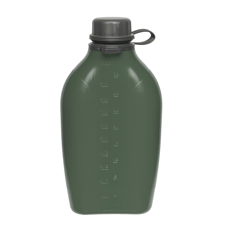 Wildo® Explorer Bottle (1 Liter) – Olive Green