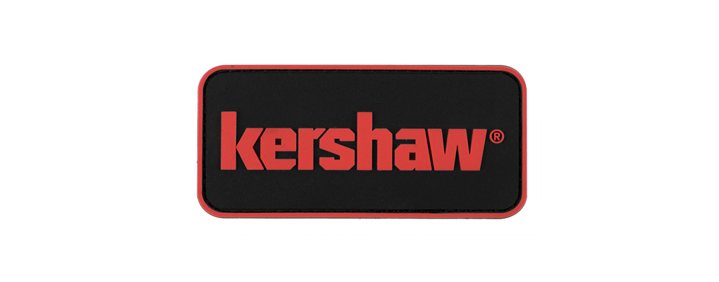 KERSHAW PVC VELCRO PATCH