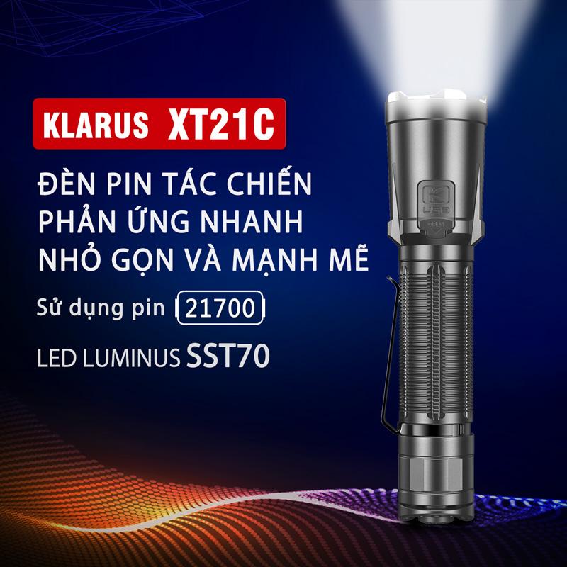 Klarush XT21C