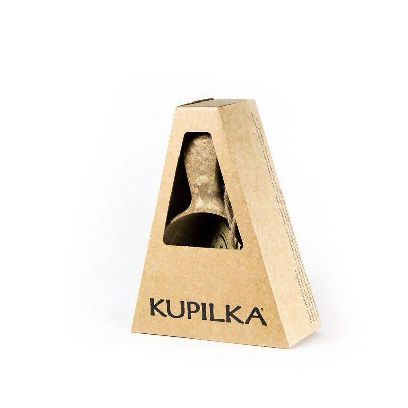 KUPILKA 21 Classic Cup + Teaspoon | Box