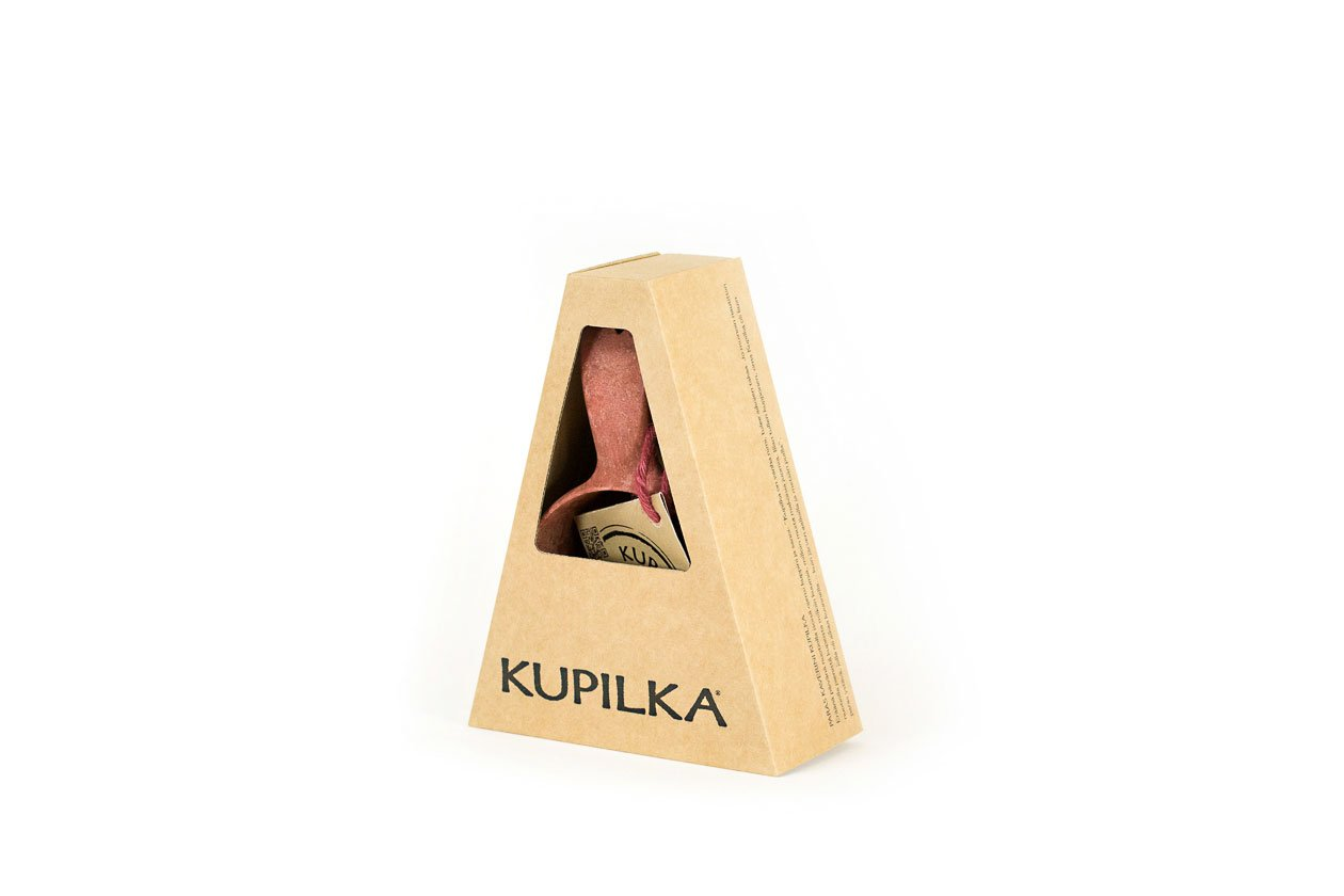 KUPILKA 21 Classic Cup  + Teaspoon + Box