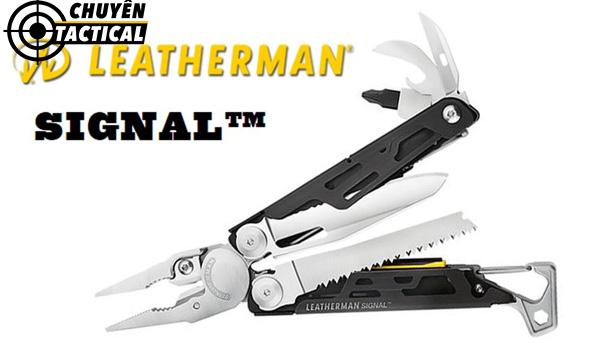 Kìm Đa Năng Leatherman SIGNAL ™