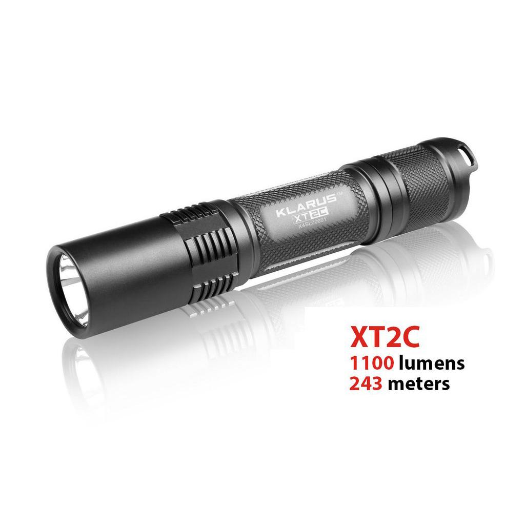 Đèn Pin KLARUS XT2C