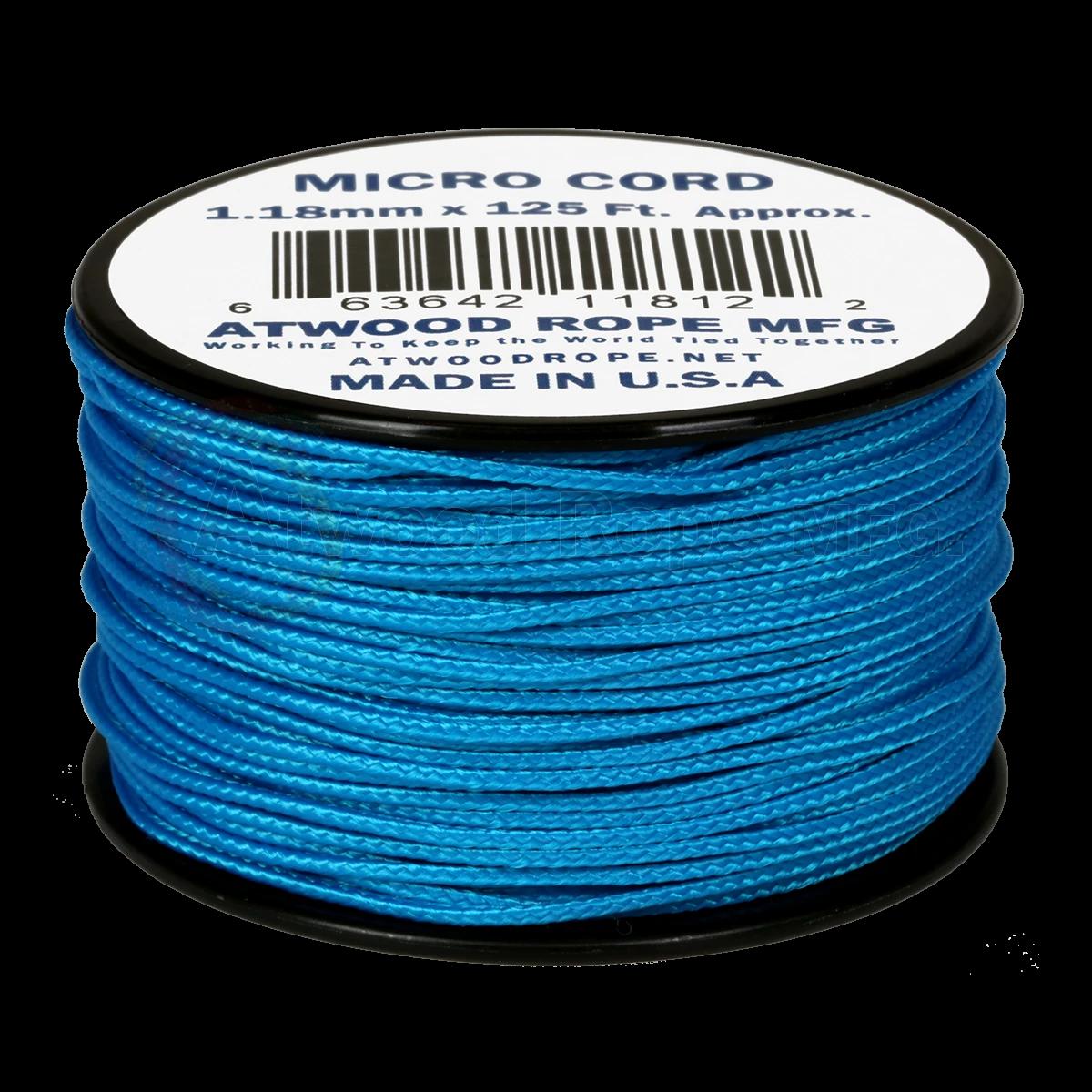 Dụng cụ đi phượt Dây Micro Cord 1.18mm – 100ft – Blue