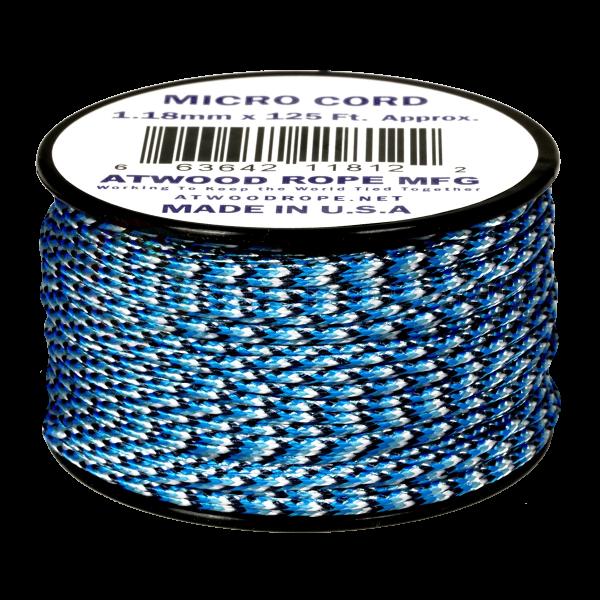 Dụng cụ đi phượt Dây Micro Cord 1.18mm – 100ft – Blue Snake