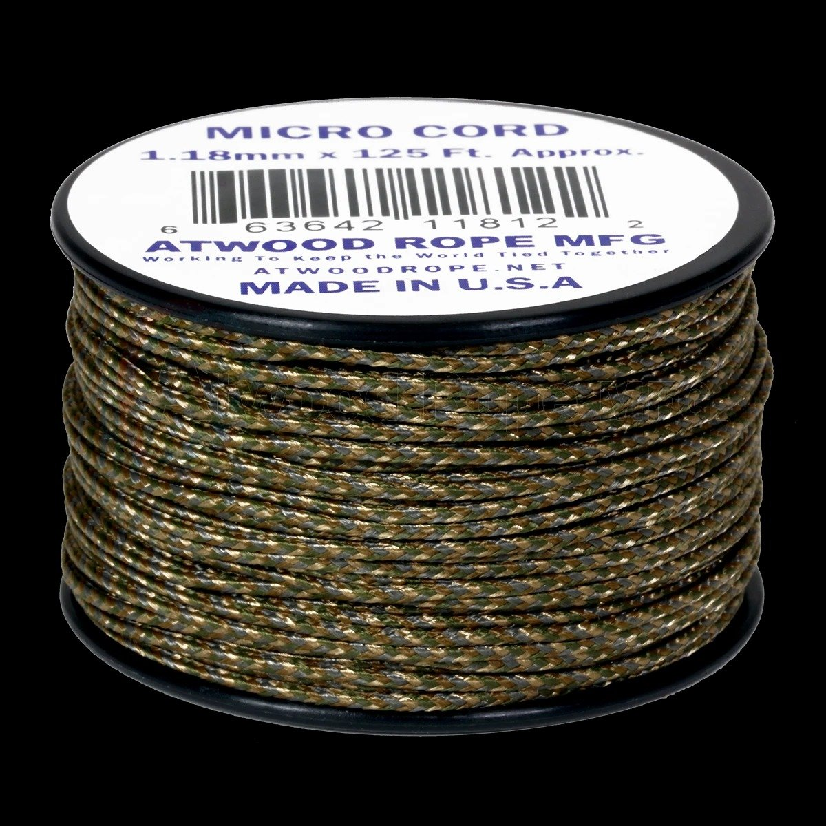 Dây 1.18mm Micro Cord – Multicam