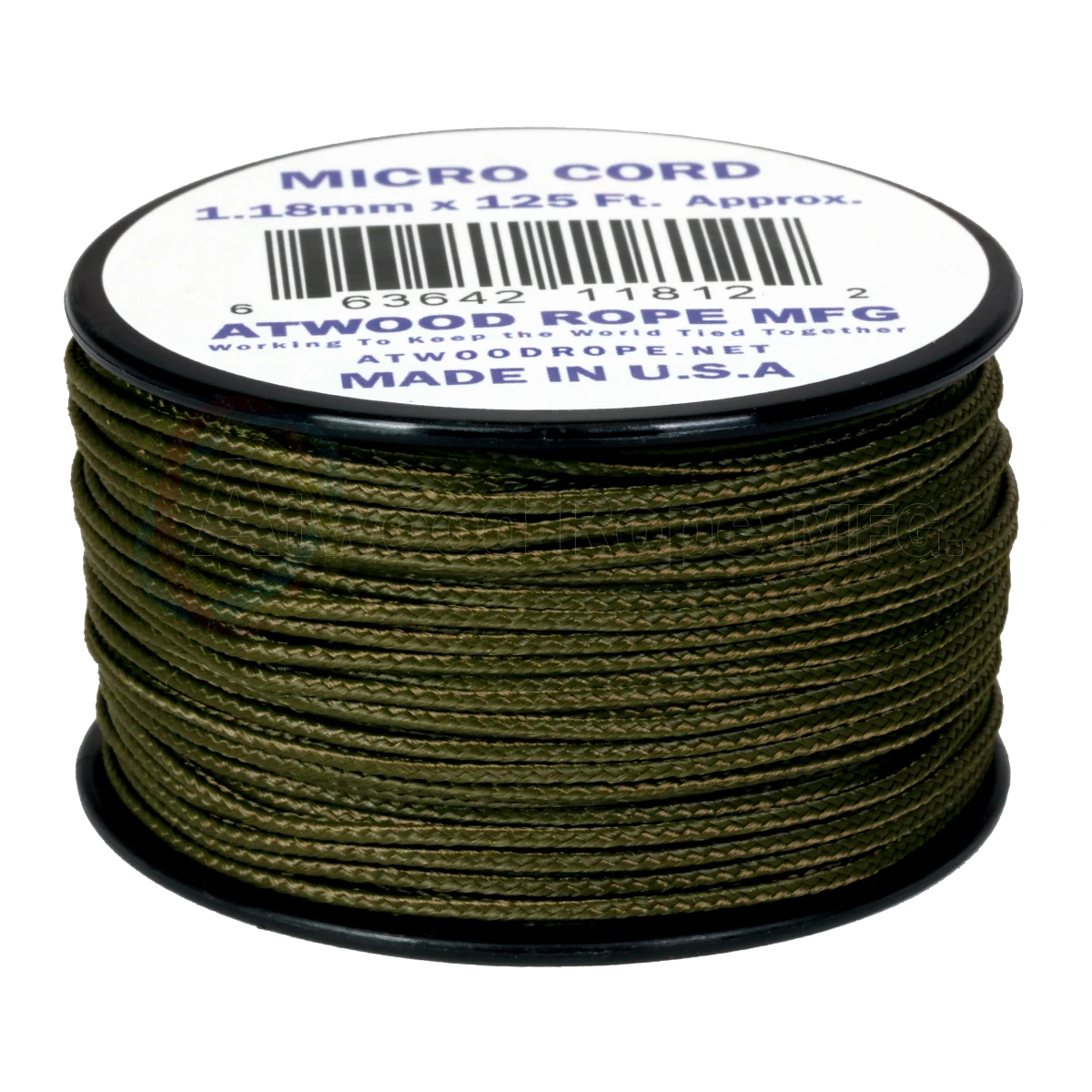 Dây Micro Cord 1.18mm – 100ft – OD