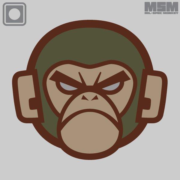 Monkey Head PVC