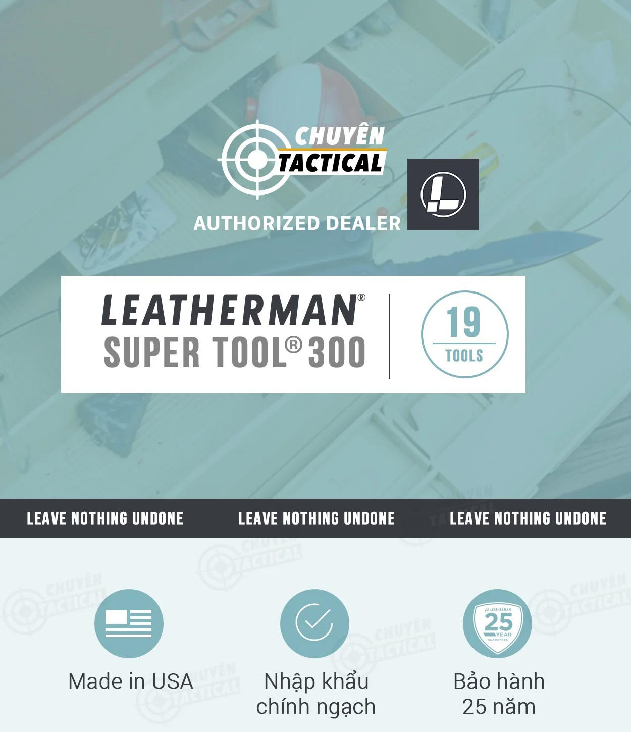 Leatherman Supertool® 300